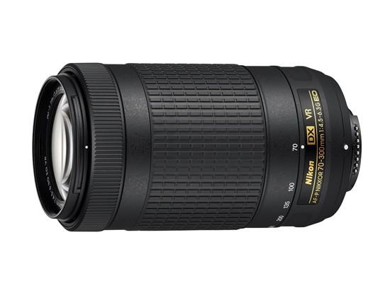 Nikon AF-P DX NIKKOR 70-300mm f/4.5-6.3G ED VR...