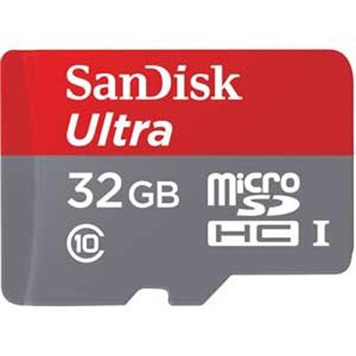 SanDisk■microSDHCカード 32GB■SDSDQUL-032G-J3...