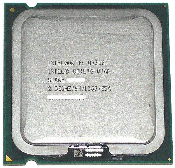 【中古】Core 2 Quad Q9300★2.50GHz FSB1333MHz ...