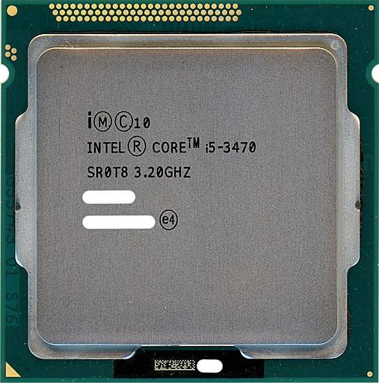 【中古】Core i5 3470★3.2GHz 6M LGA1155 77W★S...