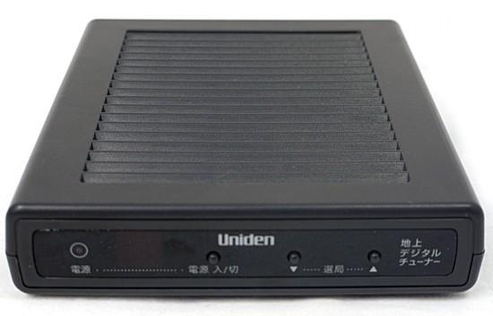 【中古】UNIDEN★地上デジタルチューナー DTH11S...