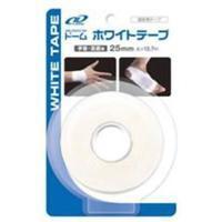 即納★ドーム/DOME ホワイトテープ 25mm 手首用 ...