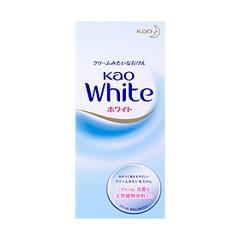 花王ホワイト レギュラーサイズ(6コ入) 花王 固...