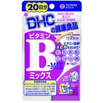 DHC ビタミンBミックス 20日 40粒 高品質 低価格...