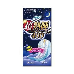 ソフィ 超熟睡ガード400 10枚入 ユニ・チャーム ...