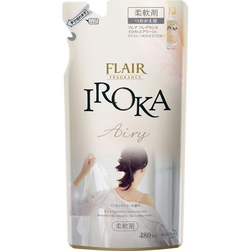 フレア フレグランス 柔軟剤 IROKA(イロカ) エア...