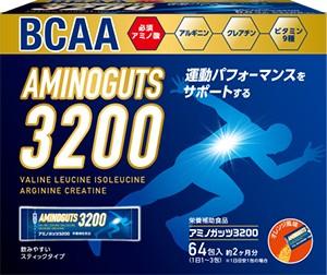 リブ・ラボラトリーズ アミノガッツ3200( 64包 )...