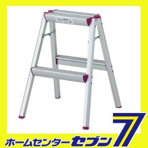【送料無料】アルミカラー踏み台 シルバー SE-6 [...