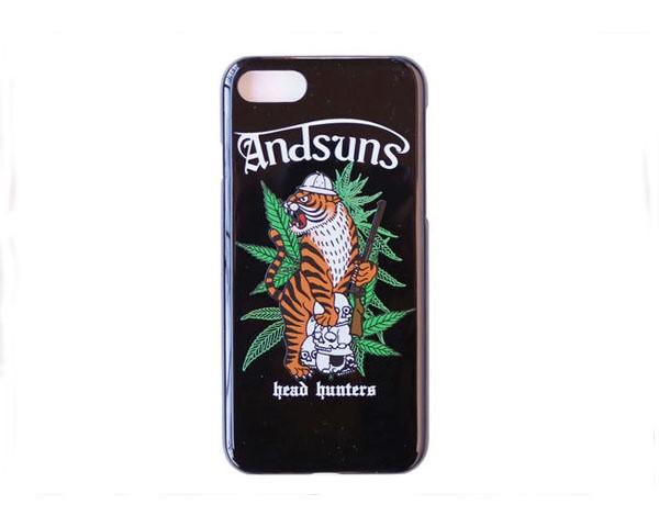 アンドサンズ HEAD HUNTERS IPHONE CASE Phone7 (...