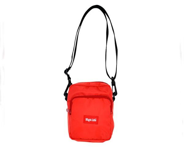 ハイライフ Shoulder Pouch Bag - Red -ショルダ...