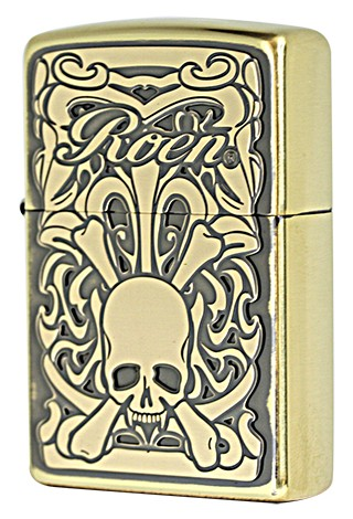 Zippo ジッポー ロエン・Roen-ZP001 DEEP ETCHING...