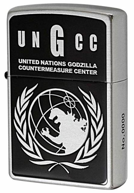Zippo ジッポー GODZILLA ゴジラ 国連G対策センタ...