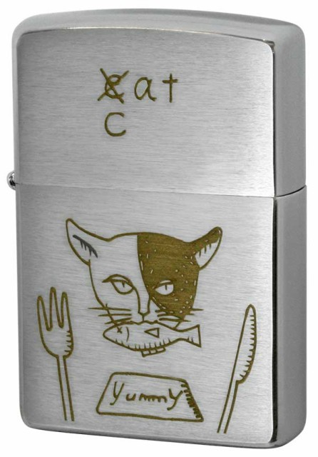 Zippo ジッポー Cat Variety series 200-EAT