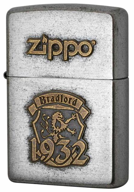 Zippo ジッポー LOGO METAL ロゴメタル 2SFM-1932...