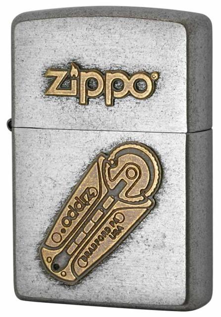 Zippo ジッポー LOGO METAL ロゴメタル 2SFM-FLIN...
