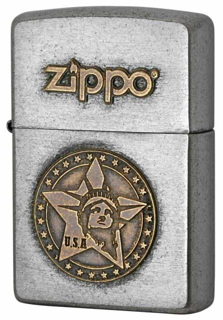 Zippo ジッポー LOGO METAL ロゴメタル 2SFM-LBTY...