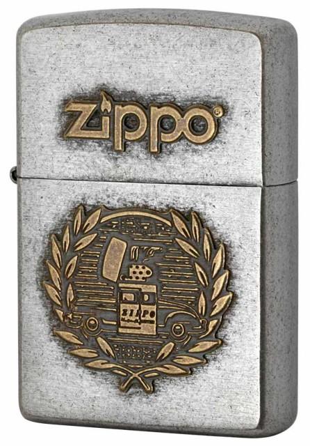 Zippo ジッポー LOGO METAL ロゴメタル 2SFM-ZCAR...