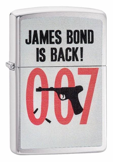 Zippo ジッポー James Bond 007 ジェームス・ボン...