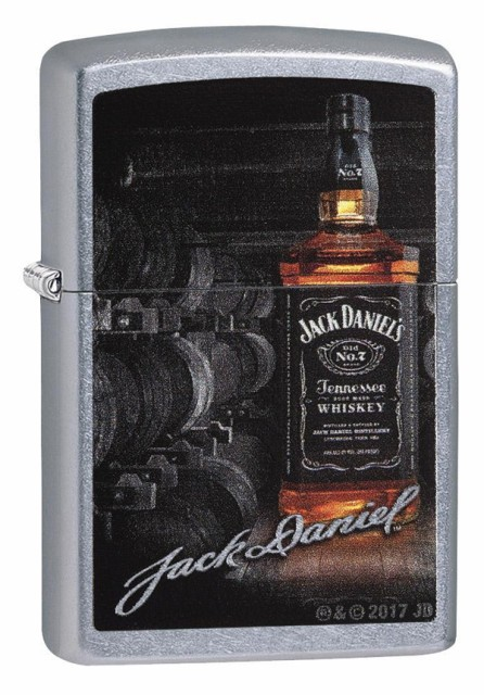 Zippo ジッポー Jack Daniels Bottle and Barrels...
