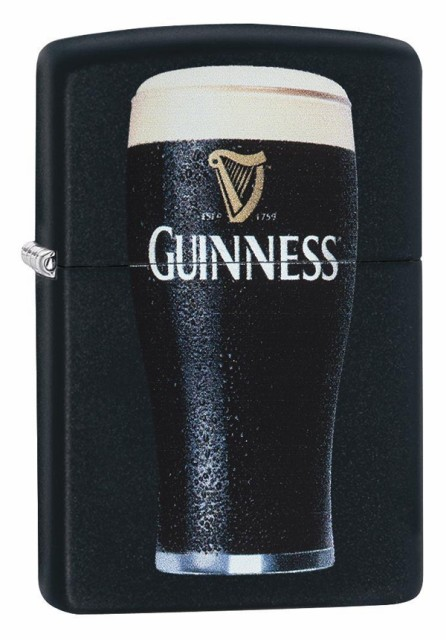 Zippo ジッポー Guiness Beer Pint Glass 29649
