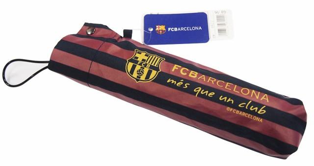 [san]2016年NEWFCバルセロナ折りたたみ傘 55cmネ...