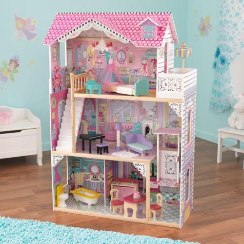 送料無料 KidKraft Annabelle Doll House  キッ...