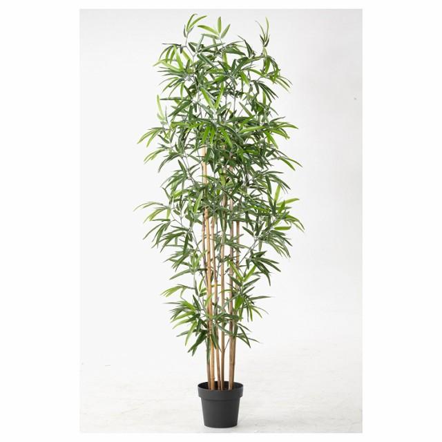 イケア FEJKA 造花鉢植え  竹  IKEA 50199277...