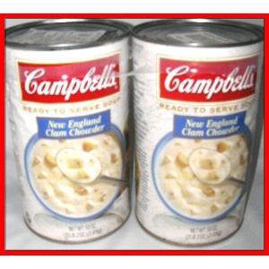 ★キャンベル★クラムチャウダースープ 缶詰1....
