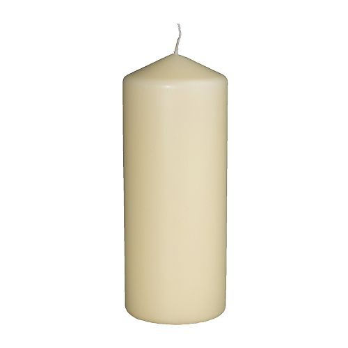 【IKEAイケア】FENOMEN香りなしブロックキャンド...