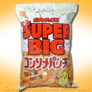 【calbeeカルビー】ポテトチップスSUPER BIG コ...