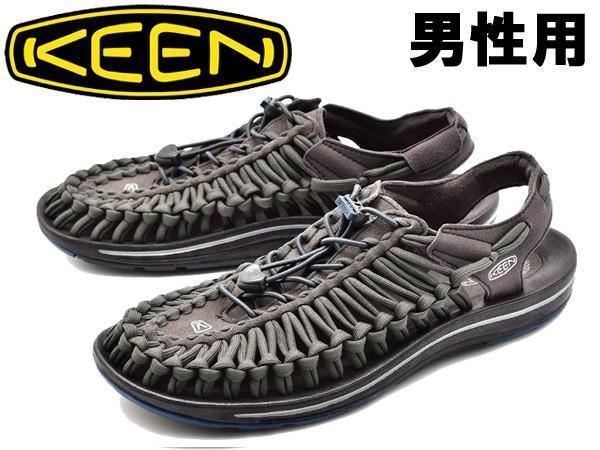 キーン ユニーク フラット コード  男性用 KEEN U...