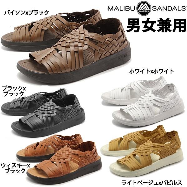 マリブサンダルズ キャニオン 男性用兼女性用 MAL...