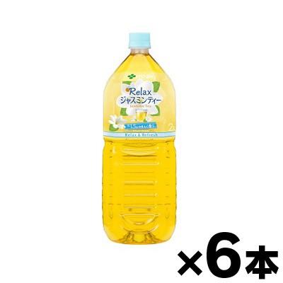 伊藤園 リラックスジャスミンティー 2L×6本 49...