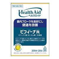 ヘルスエイド ビフィーナR20日分 20包 【...