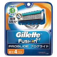 ジレット プログライド マニュアル 替刃4B ...