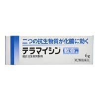 【第2類医薬品】 テラマイシン軟膏a 6g 49871...