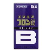 【第(2)類医薬品】 エスエスブロン錠 84錠 498...