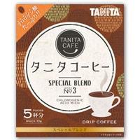 タニタ コーヒー スペシャルブレンド 5杯入り...