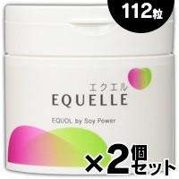 【送料無料!】大塚製薬 エクエル 112粒×2個 49...