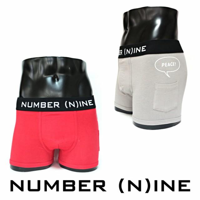 NUMBER (N)INE ナンバーナイン アンダーウェア Pe...