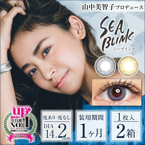 【限定販売】シーブリンク 2箱[2枚] 両目セット ...