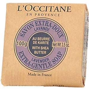 ロクシタン石鹸シアソープラベンダー100g