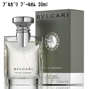 ブルガリプールオム 30ml ブルガリ(BVLGARI)香水