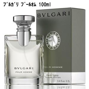 ブルガリプールオム 100ml ブルガリ(BVLGARI)香水...