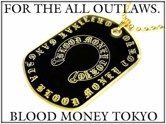 MBT-12014/クロム風■不良ブランドBLOOD MONEY TO...