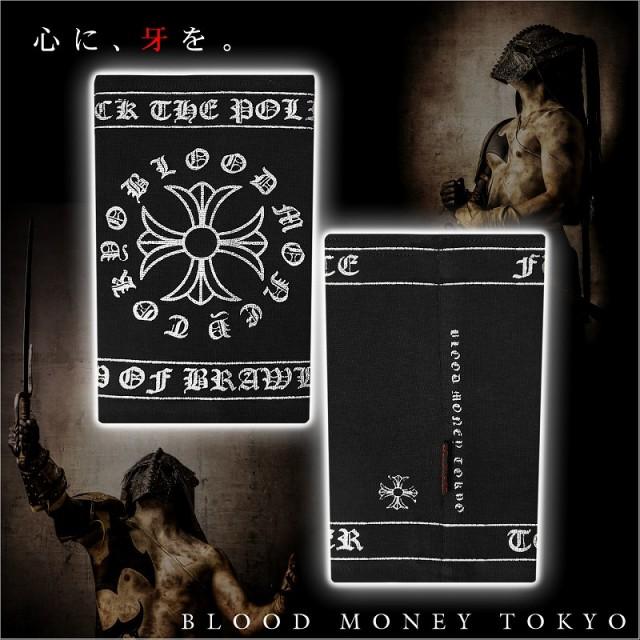 13001黒×銀■ヤクザブランドBLOOD MONEY TOKYOサ...