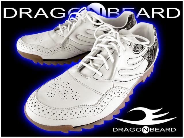 送料無料/DB-851白×黒/DRAGONBEARD-ドラゴンベア...