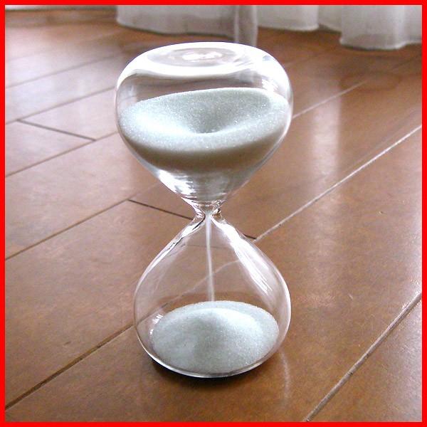 砂時計 5分|ガラス|きれいな砂のインテリア|サ...