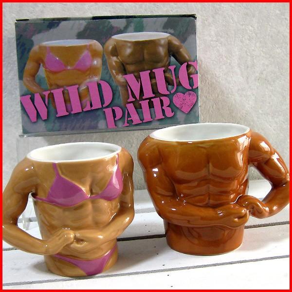 おもしろ雑貨のマグカップ ユニークなプレゼント...