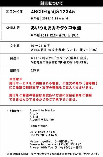 【刻印代540円】316Lステンレスリング(指輪)ネー...